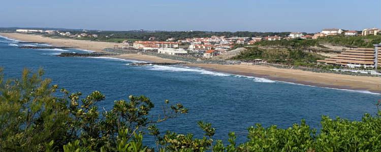 Biarritz views