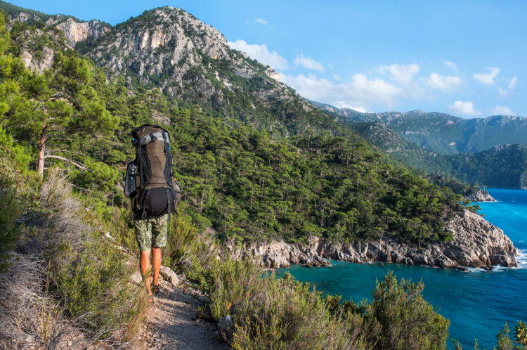 Hiking Lycian Way Things to do Kalkan