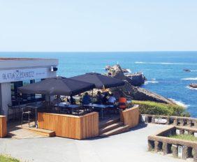 Best restaurants with views in Biarritz