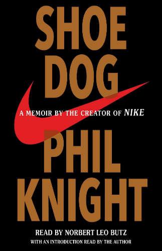 best summer reads shoe dog