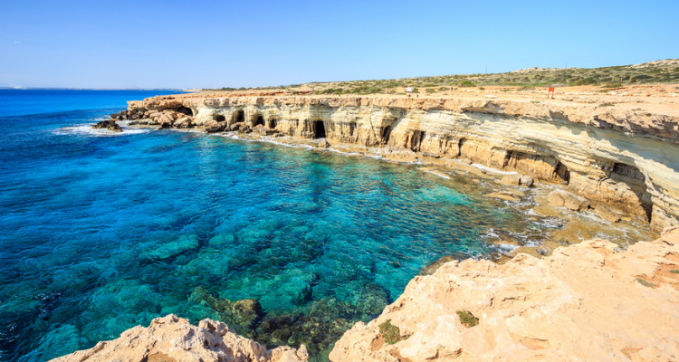 Aiya Napa in Cyprus