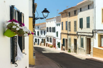 Alaior best towns in menorca
