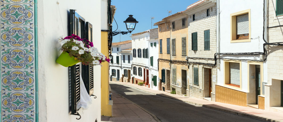 Alaior best towns in menorca