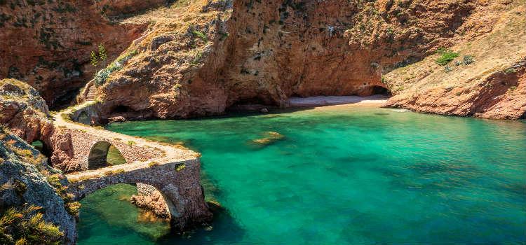 Berlengas Islands outdoor activities on Lisbon Coast