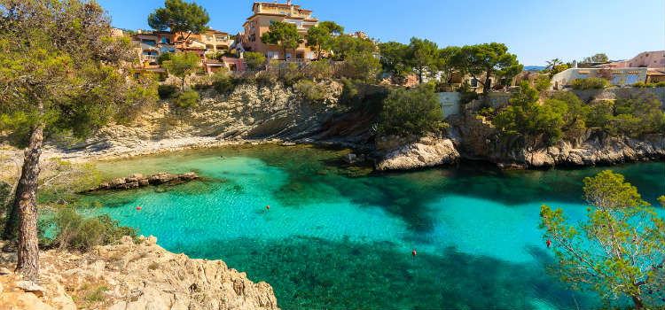 cala coves best beaches in menorca
