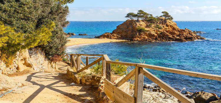 Cami de Ronda hiking Costa Brava