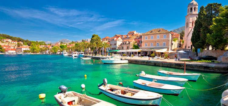 Cavtat Dubrovnik travel guide