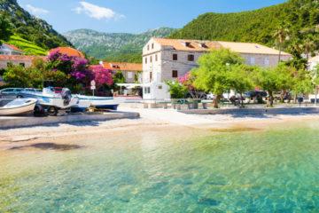 best beaches in dubrovnik