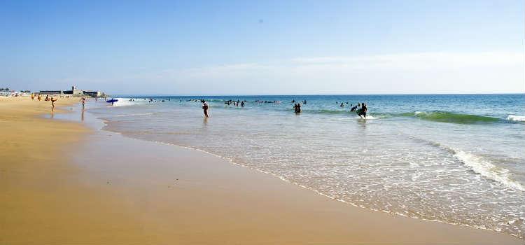 Estoril coast Carcavelos outdoor activities Lisbon Coast