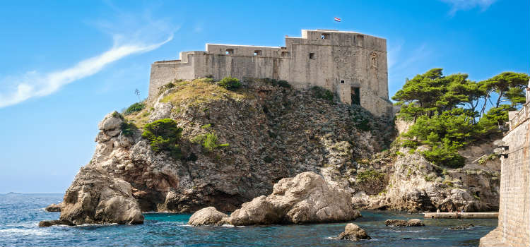 Fort Lovrijenac things to do in Dubrovnik