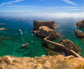 Fort in Berlenga island best oudoor activities Lisbon Coast