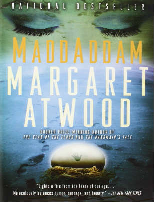 maddaddam trilogy margaret atwood holiday reads