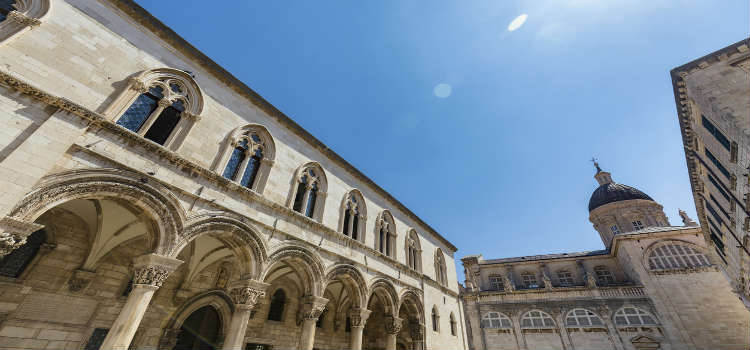 rectors palace things to do in dubrovnik