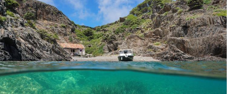 Best Beaches on Costa Brava Cala Culip, Cadaqués