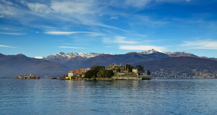 Borromean Islands, Italy
