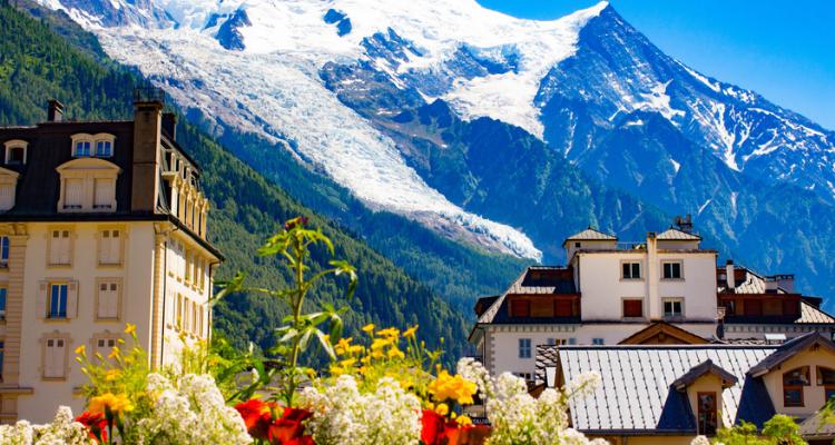 Chamonix, Rhone-Alpes, France