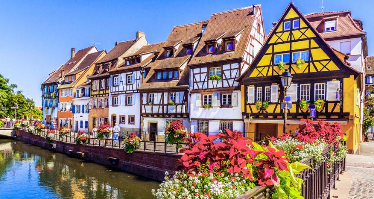 Colmar,Alsace, France