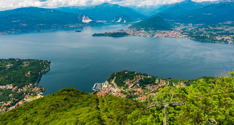 LakeMaggiore, Italy