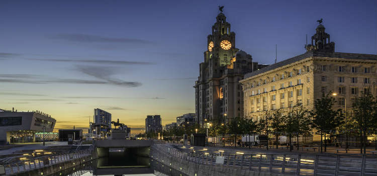 road trip planner liverpool