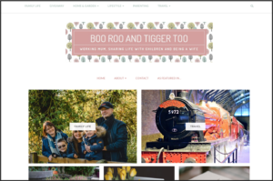 Boo Roo and Tigger Too - Top 10 Mummy blogs