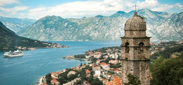 bay of kotor montenegro travel