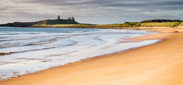 embleton bay best beaches in northumberland