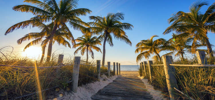 2020 holiday destinations florida