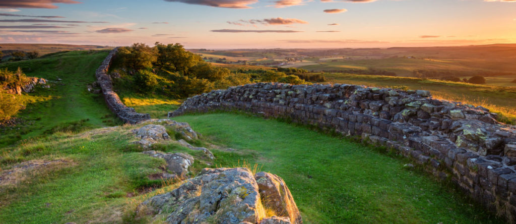 northumberland travel guide hadrians wall