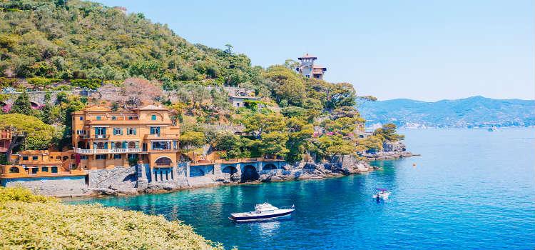 2020 holiday destinations portofino