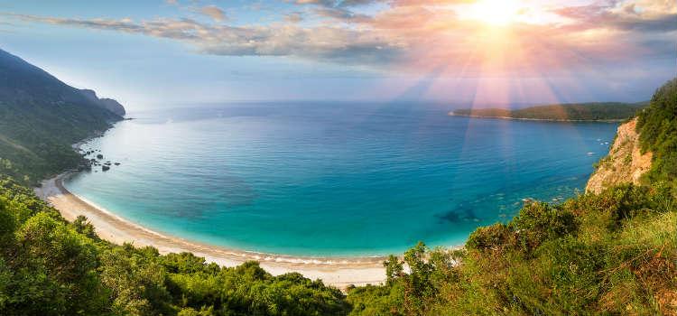 jaz beach boka montenegro