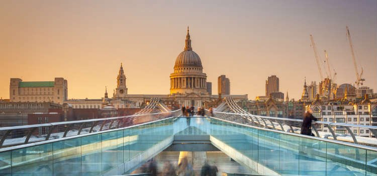 2020 holiday destinations london