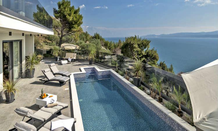 villa ruskamen dalmatia olivers travels and marriott international