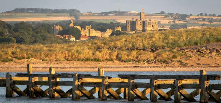warkworth beach best beaches in northumberland