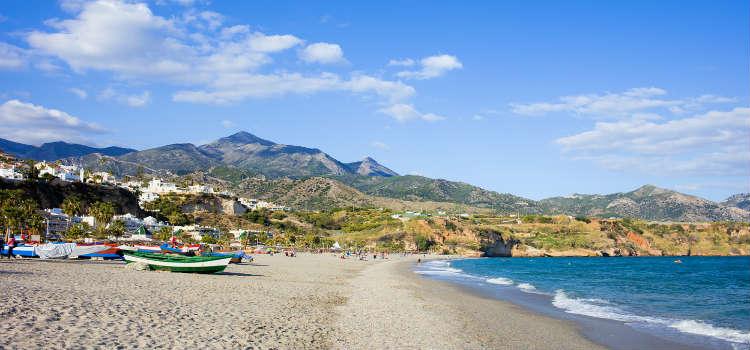 Burriana Beach Costa del Sol