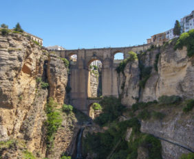 El Tajo Gorge things to do in costa del sol