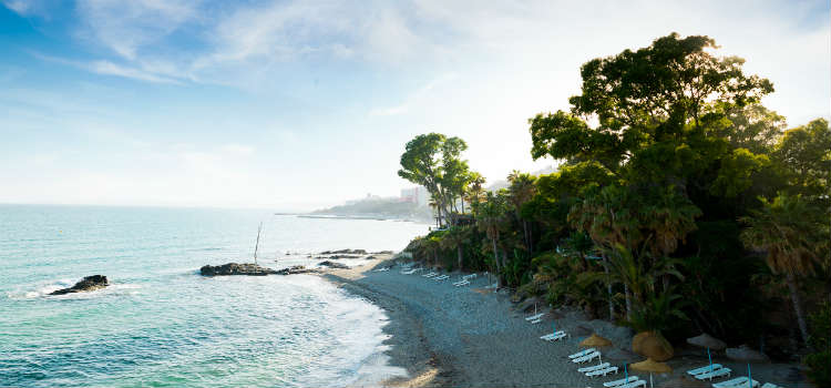 Playa de las Viborillas costa del sol