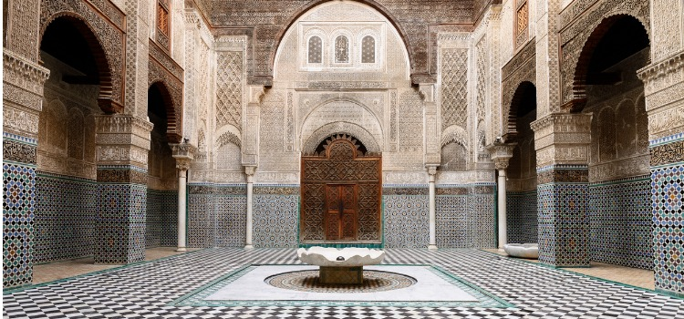 Things to do in Marrakech - Moroccan riad