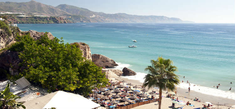 nerja beach costa del sol guide