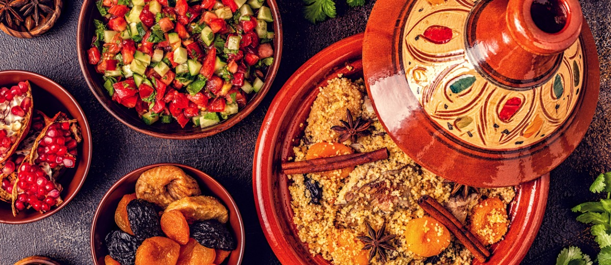 moroccan dishes