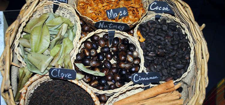 grenada Caribbean spices