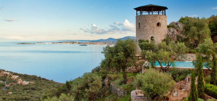 Corfu Magic Rocks
