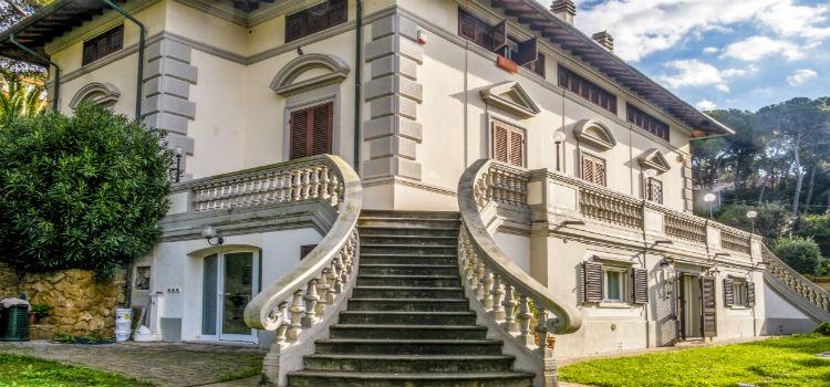 villa livia tuscany