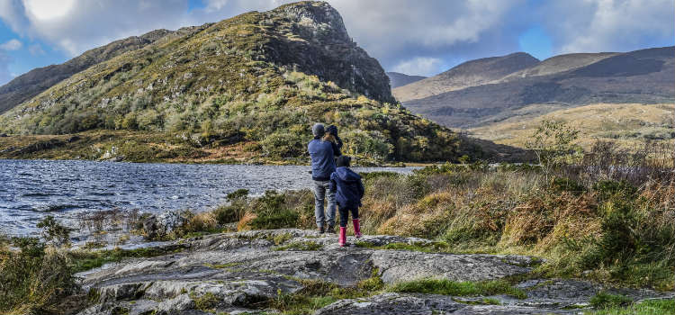 Ireland - Family vacation ideas