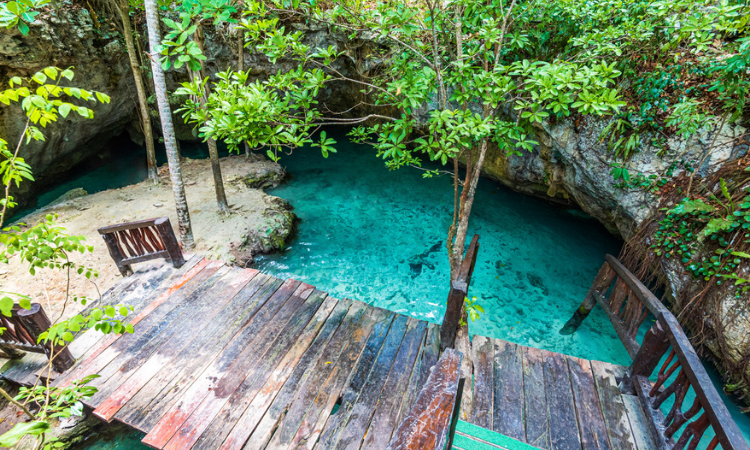 Grand Cenote, Tulum