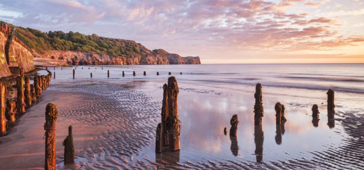 Sandsend - Best beaches in Yorkshire