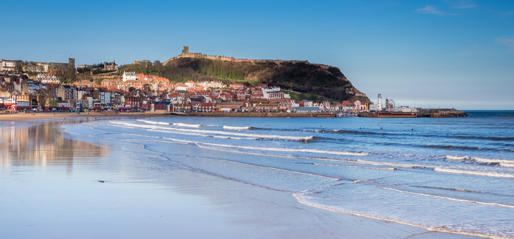 South Bay Scarborough - Best beaches in Yorkshire