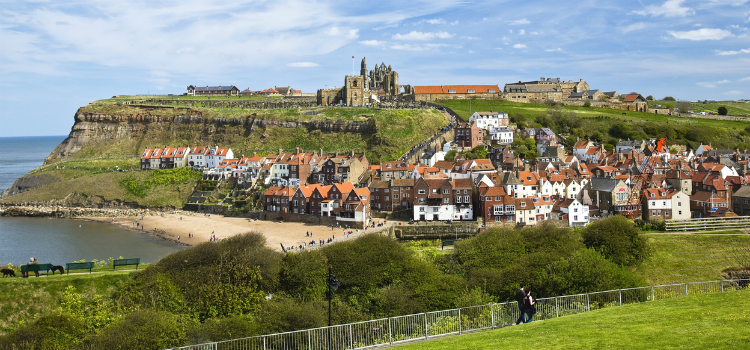 Whitby - Best beaches in Yorkshire