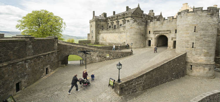 Scotland - Family vacation ideas