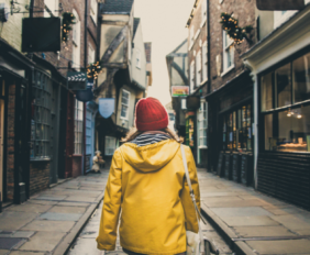 York Shambles - Things to do in Yorkshire