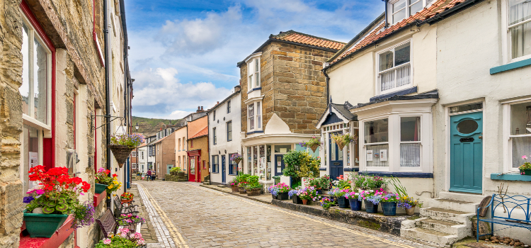 Staithes - Things to do in Yorkshire